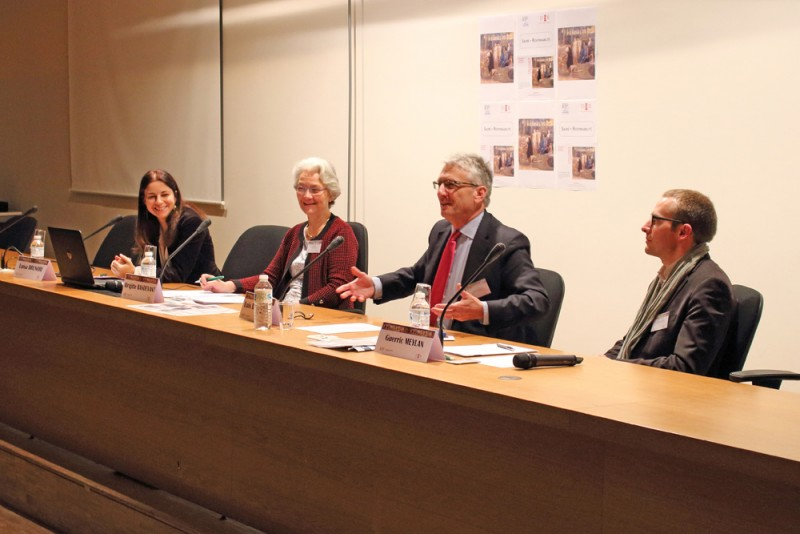 Les intervenants du colloque. © S. Karmous.