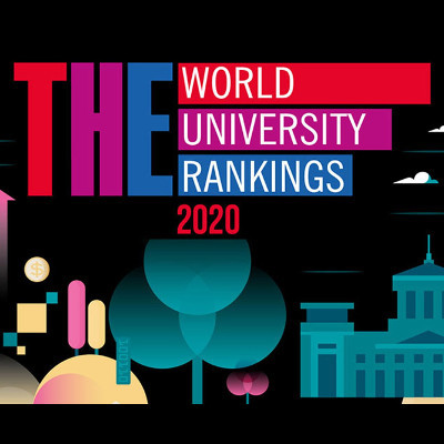 2020 Times Higher Education Rankings: Most international universities in the wor