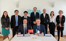 Signing of two LIA agreements by INRA and the CAAS for the agroecological transi