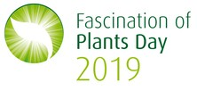 logo Fascination of Plants Day 2019